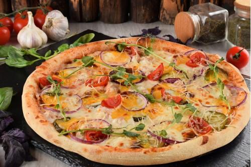 Пицца Chesseburger