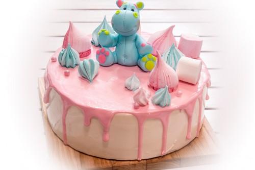 Торт Бегемот