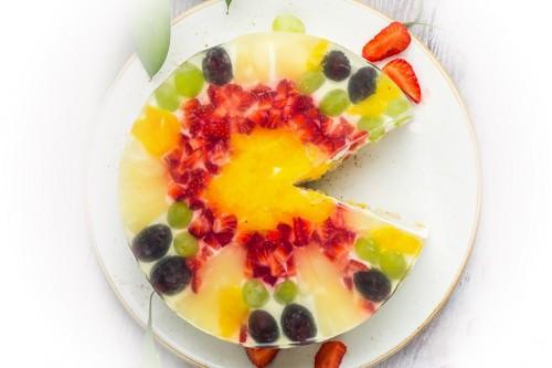 Торт Наглый фрукт
