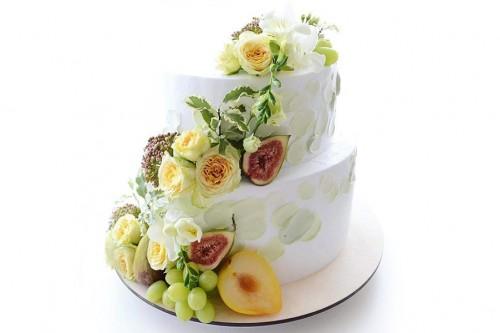 Торт Свадебный грушевый