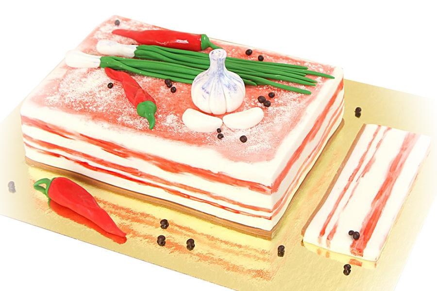 Торт Сало