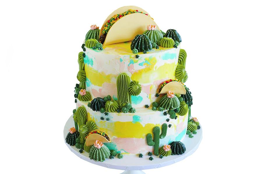 Торт Мексика