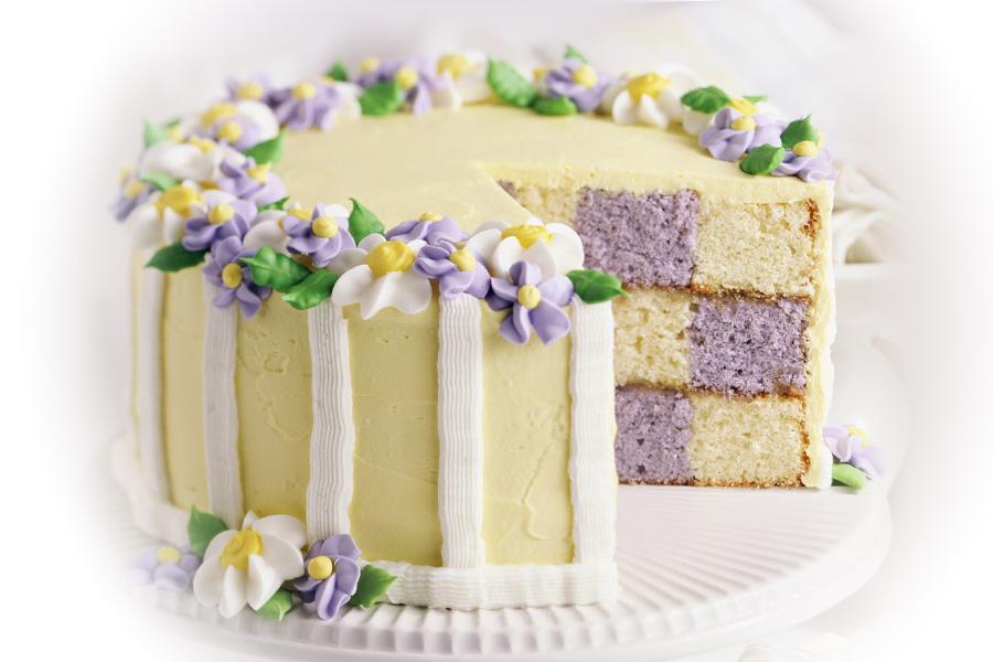 Торт Фиалка