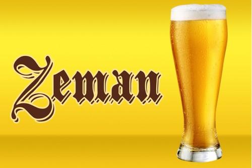 Пиво Земан