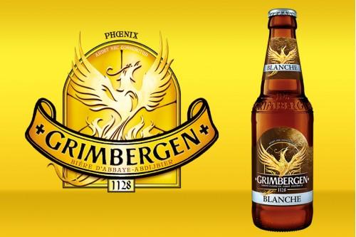 Пиво Гримберген Blanche