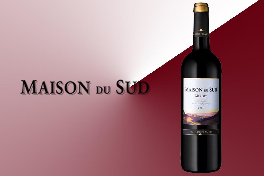 Вино Мерло Маисон де Сад сухое