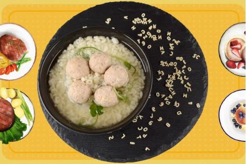 Суп Азбука