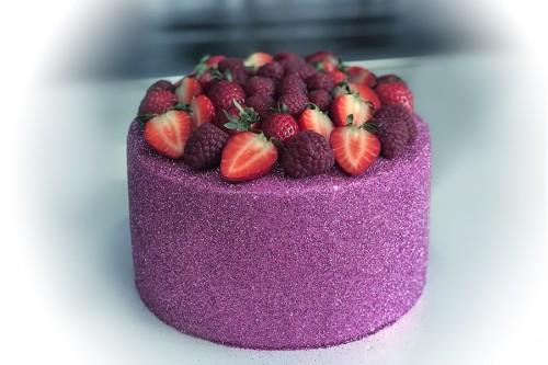 Торт Фиолетовое чудо