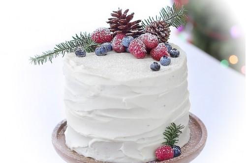 Торт Январь
