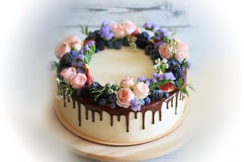 Торт Веночек