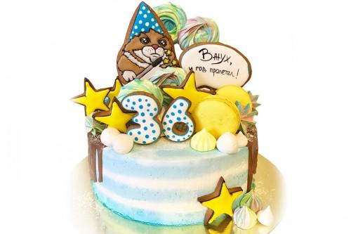 Торт Вжух