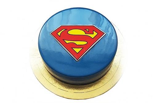 Торт Superman