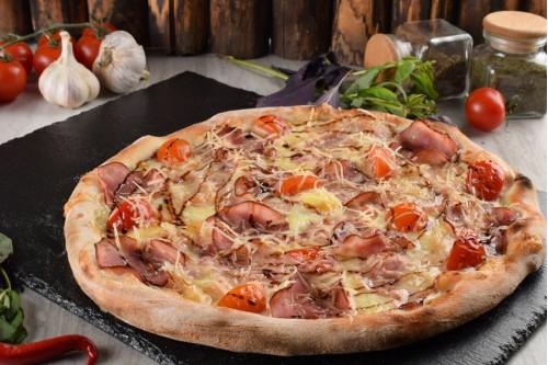 Пицца Karbonara