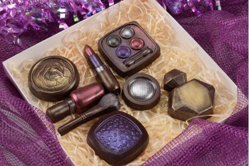 Шоколадный набор Косметика