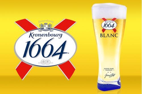 Пиво Kronenbourg Blanc