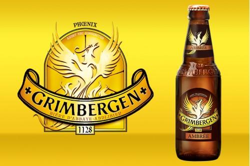 Пиво Гримберген Дабл Амбре