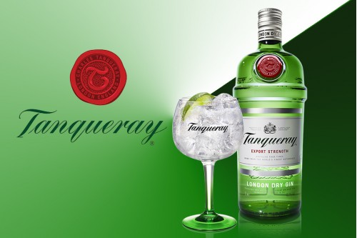 Джин Tangueray London Dry
