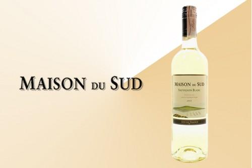 Вино Маисон де Сад Совиньон Блан белое сухое